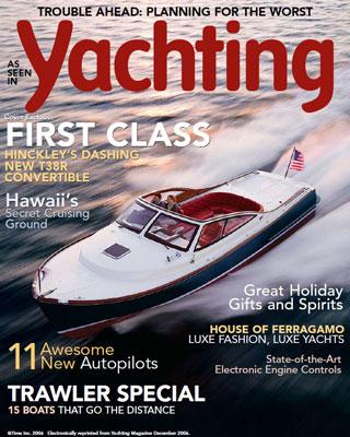 Yachting Magazine – December 2006