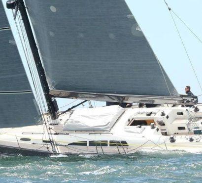 Bermuda 50 'Jambi' takes Marion Bermuda Line Honors