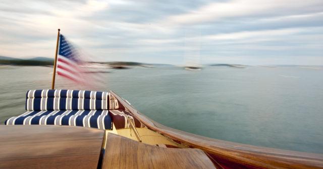 Hinckley Yachts Picnic Boat