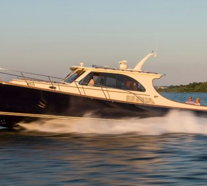 The Fuel Efficiency of the Talaria 43