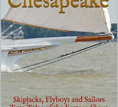 East of the Chesapeake now Available on Amazon