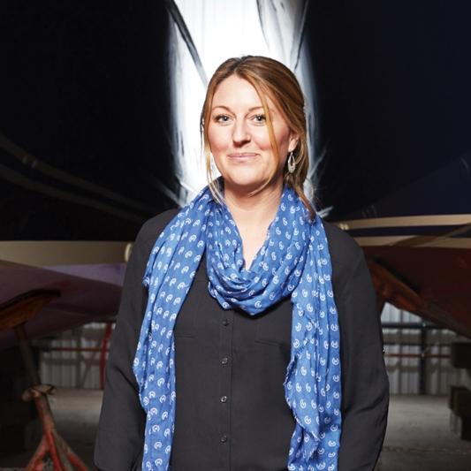 Hinckley Yachts Tara Regan