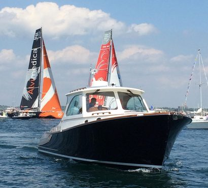 The Volvo Ocean Race Stopover in Newport