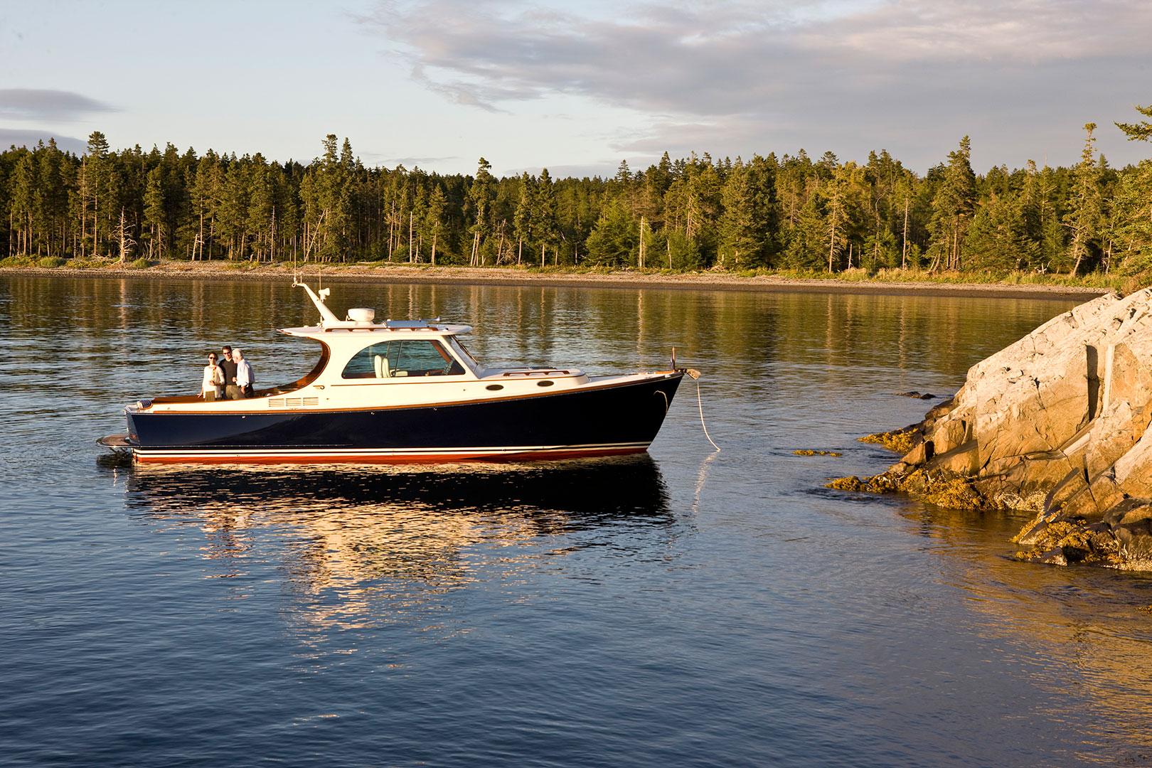 Boats yachts maine boats lobster boats picnic boats sailing - Picnic Boat 37 Mkiii