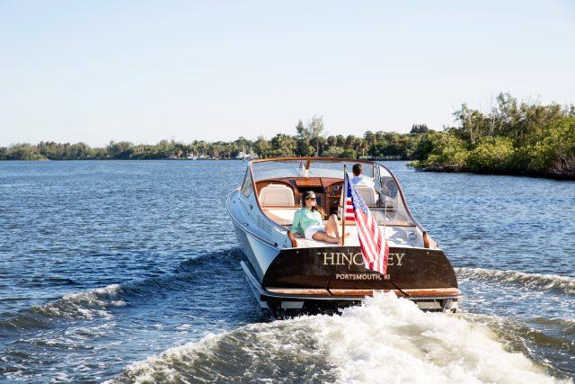 Hinckley Yachts Runabout 34-1