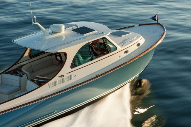 We Need To Talk About Kids And >> Picnic Boat 34 | Hinckley Yachts