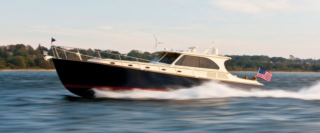 Talaria 55 Motoryacht MKII