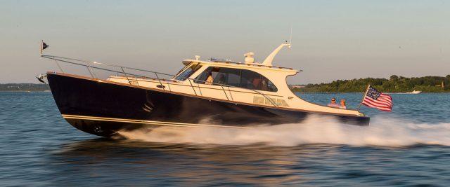 Talaria 43 Motoryacht