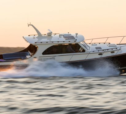 Discover the Talaria 43, a New Breed of Express Yacht