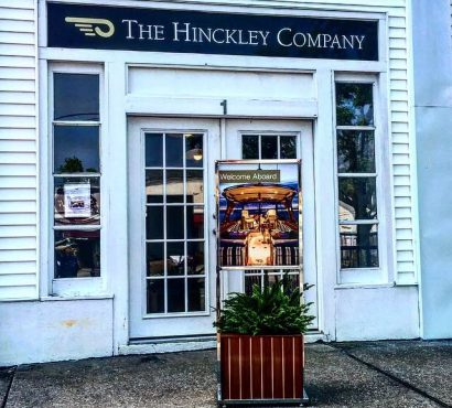 Hinckley Yachts Comes Ashore in Southampton