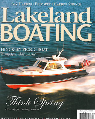 Lakeland Boating – April 2010