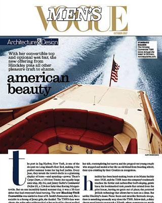 Men's Vogue – October 2007