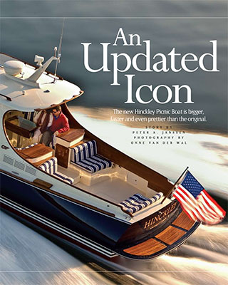 MotorBoating Magazine – January 2009
