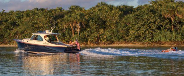 Picnic Boat 34 MKII