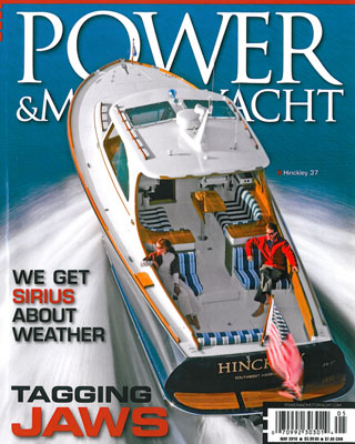 Power & Motoryacht Magazine – May 2010