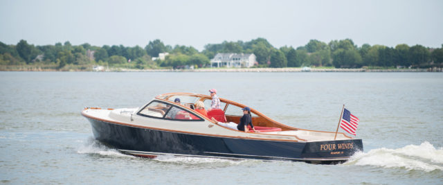 Runabout 38
