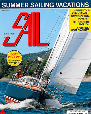 SAIL Magazine – March 2010