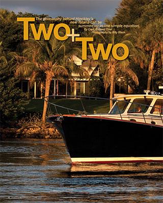 Power & Motoryacht Magazine June 2012