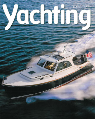 Yachting Magazine – December 2008