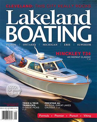 Lakeland Boating September Issue