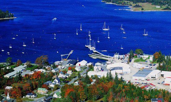 SW Harbor & NE Harbor, Maine