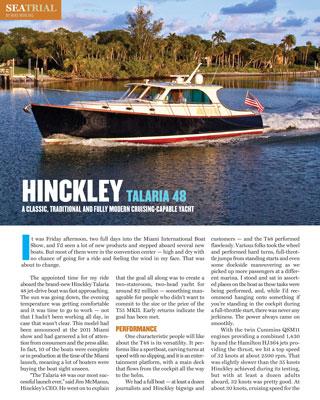 Sea Magazine June Issue