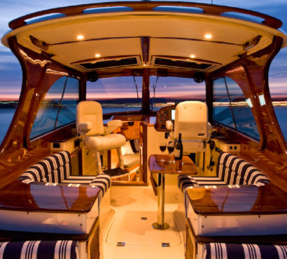 Time for an Update?  Nothing Says 'Fresh' Like New Yacht Upholstery
