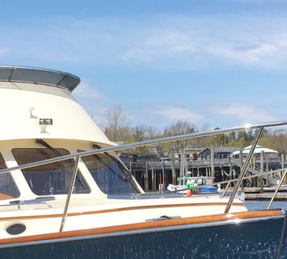 Top This:  Talaria 43 Flybridge Edition Yacht