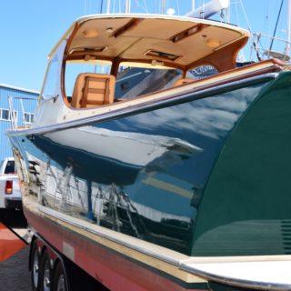 Hinckley Yachts Picnic Boat Dasher