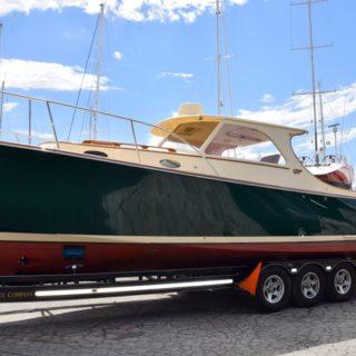 Hinckley Yachts Original Picnic Boat Dasher