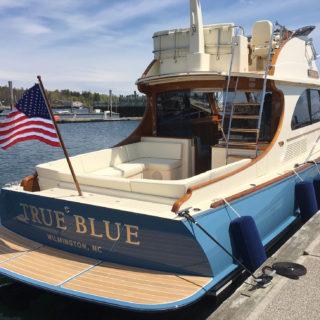Hinckley Yachts Talaria 43 Flybridge Edition Yacht