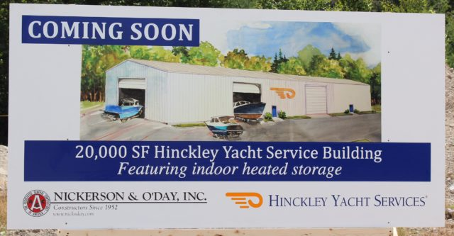 Hinckley Grows Its Southwest Harbor Yard