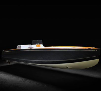 Hinckley Unveils Dasher, the World's First Fully Electric Luxury Yacht