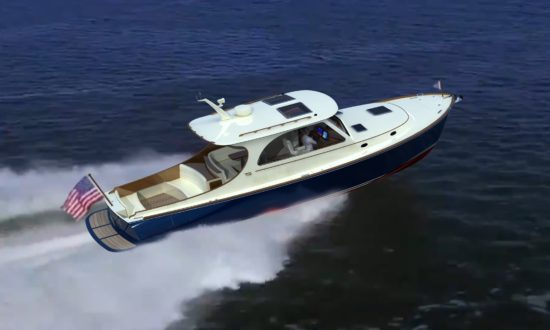 Hinckley Introduces the Innovative Picnic Boat 40