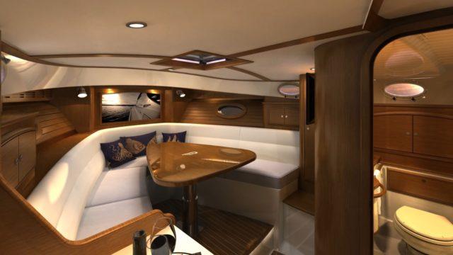 Hinckley Yachts Picnic Boat 40