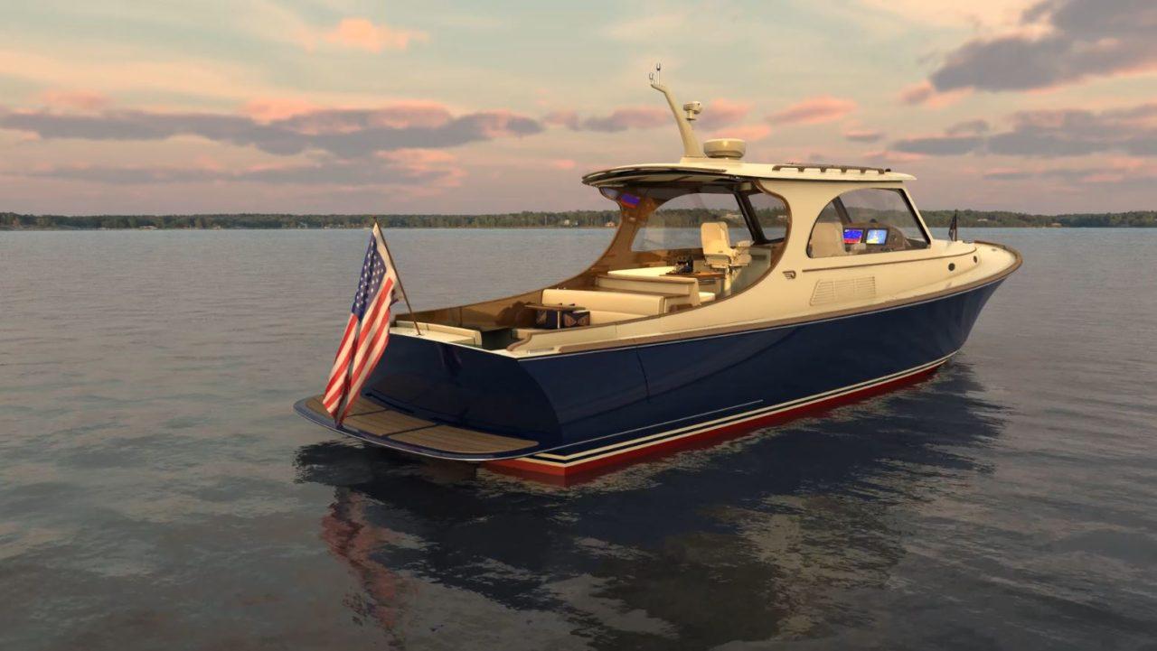 PICNIC BOAT 40 | Hinckley Yachts