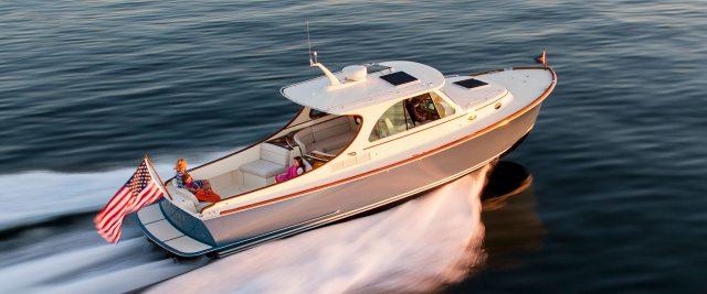 Picnic Boat 34 S