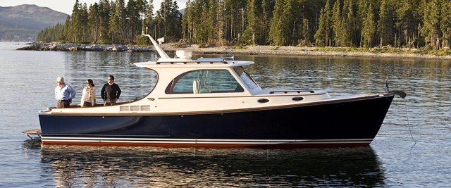 Picnic Boat 37 S