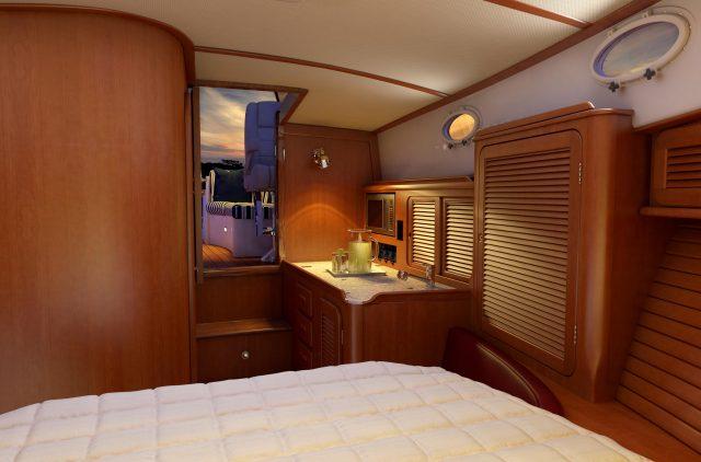 Hinckley Yachts Picnic Boat 37 MKIII