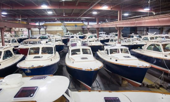 Hinckley Yacht Services Portsmouth, Rhode Island Named 'Boatyard of the Year' by the American Boat Builders & Repairers Assocation