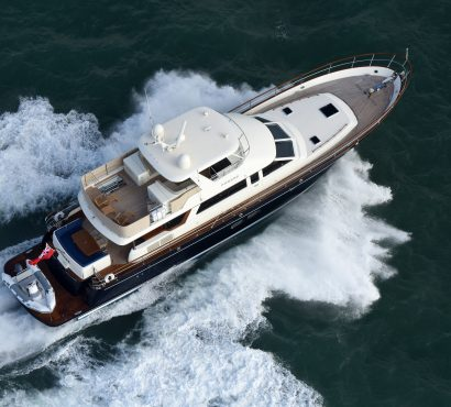 The Hinckley Company Unveils New Hunt Ocean 76 and 63 Fast Expedition Yachts